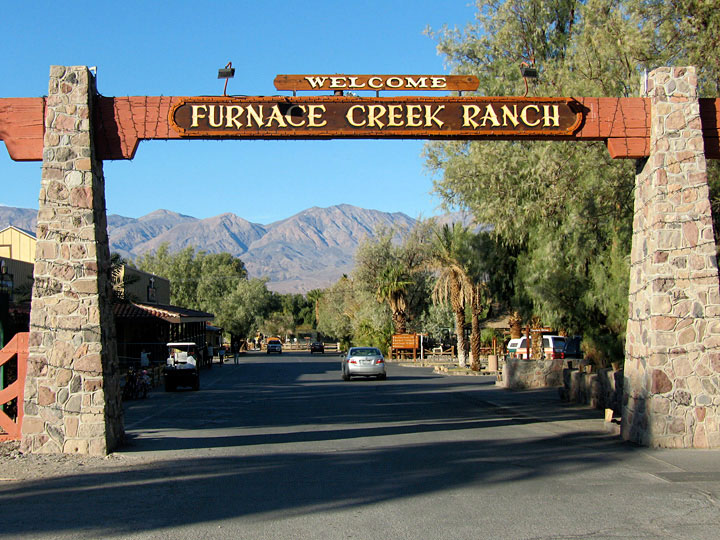 Furnace Creek Area