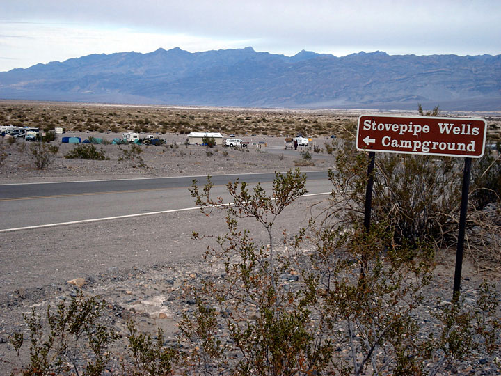 Stovepipe Wells Death Valley Photos