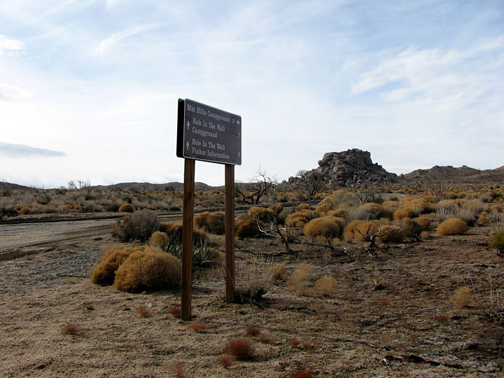 Wild Horse Canyon Back Country Byway Mojave Desert Photos