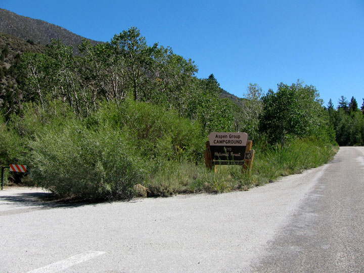 Inyo National Forest Campgrounds