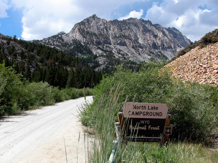 Eastern Sierra Campgrounds List