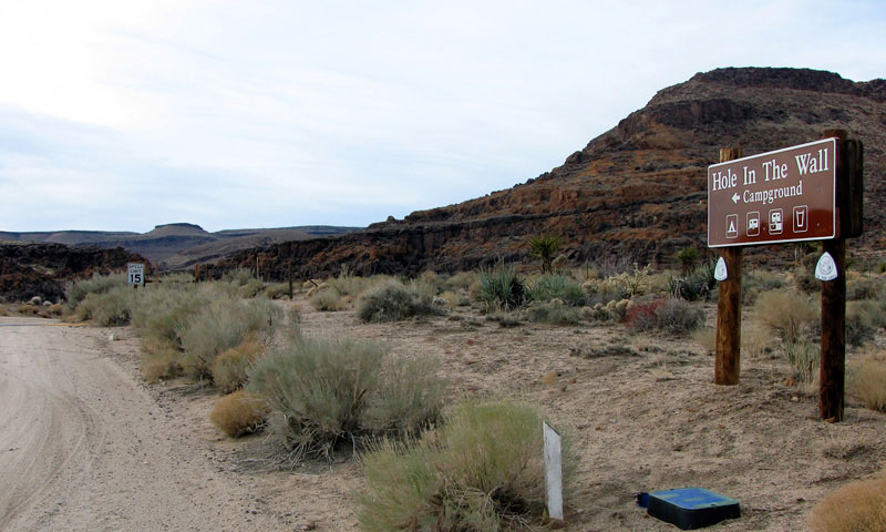 Campgrounds Of Mojave Desert Photos