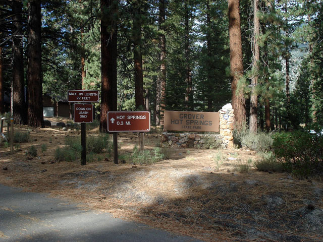 Campgrounds of Sierra Nevada (Photos)